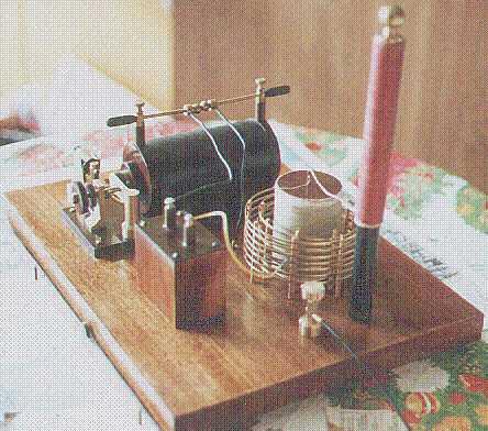 Induktor generator