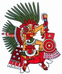 """a description of the aztecs the people of the sun Aztec, self name culhua-mexica, nahuatl-speaking people who in the 15th and early 16th centuries ruled a large empire in what is now central and southern mexico the aztecs are so called from aztlán (""""white land""""), an allusion to their origins, probably in northern mexico."""
